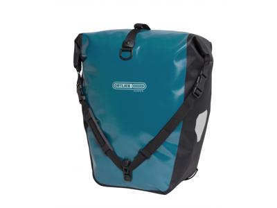 Ortlieb Back-Roller Classic - Cykeltasker - Petroleum / sort - 2 x 20 liter
