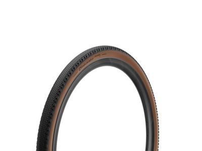 Pirelli - Cinturato Gravel Hard - Foldedæk - Sort