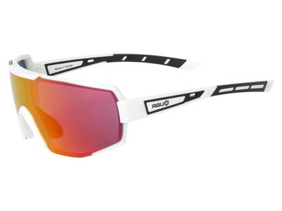 AGU Bold Anti Fog - Sports- og cykelbrille - Hvid