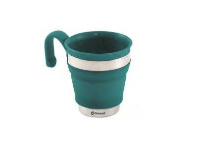 Outwell Collaps Mug - Foldbar kaffekop - Blå