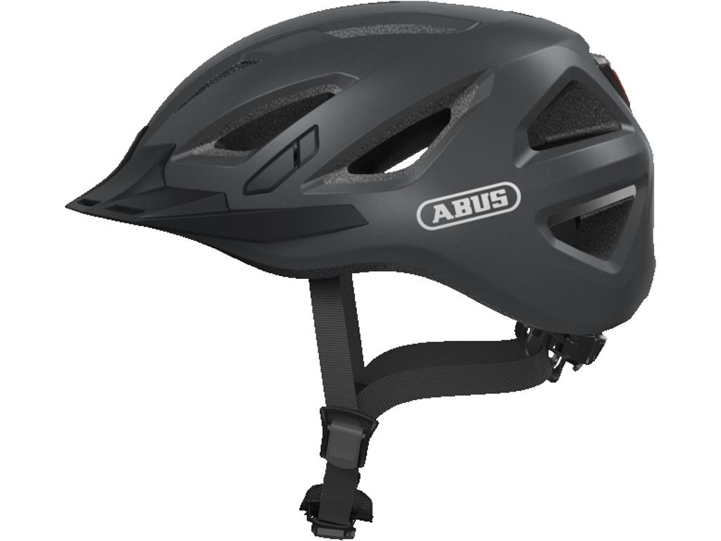 Image of   Abus Urban-I 3.0 - Cykelhjelm - Titan grå - Str. L