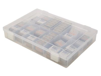 Cema - Cema kugleleje Box - 50 stk - Stål