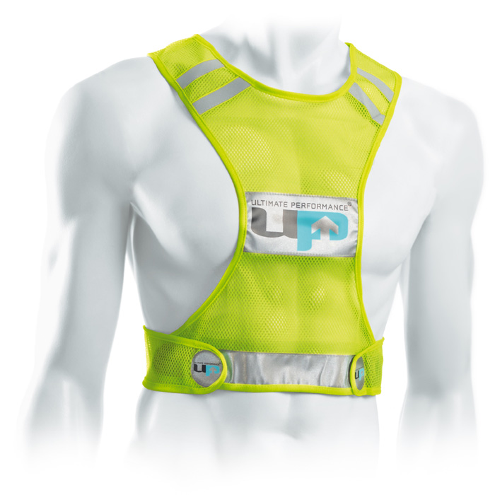 Ultimate Performance - Reflective Race Vest - Løbe/cykelvest - Onesize - Neon | Vests