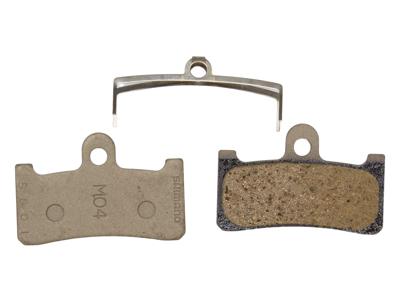 Shimano Bremseklods til disk - Type Resin M03 - BR-M755