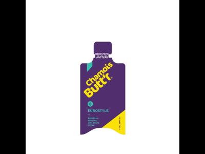 Chamois Buttr Eurostyle - Byxfett med mentol - 10x9 ml