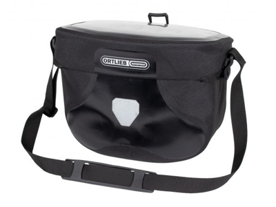 Ortlieb Ultimate Six Free - Styrtaske - 6,5 liter - Sort