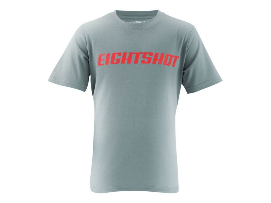 Image of   Eightshot - T-Shirt til børn - Grå - Str. 128