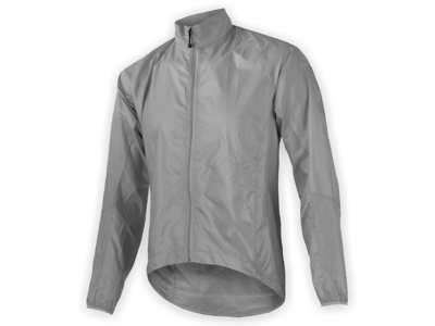 Sensor Parachute - Ultralet jakke - Vindtæt - Grå