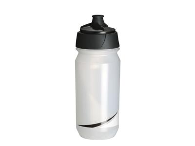 Tacx Shanti Twist - Drikkeflaske - 500 ml - Transparent/sort