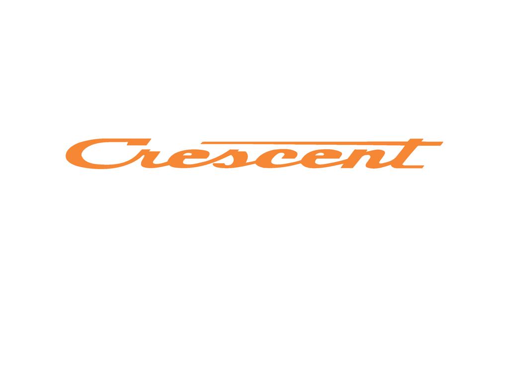 Växelöra till Crescent-cyklar