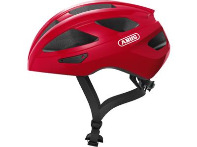 Abus Macator - Cykelhjelm - Rød