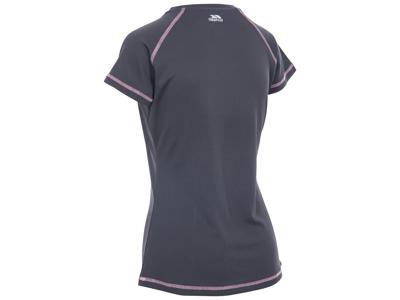 Trespass Viktoria - Dame T-Shirt - Grå