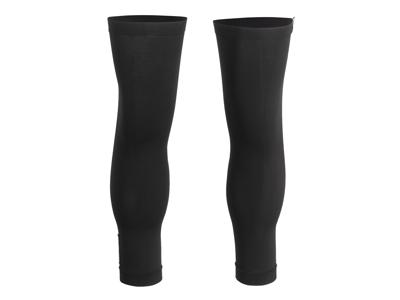 Assos Knee Foil - Knävärmare - Svart