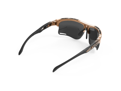 Rudy Project Keyblade - Løbe- og cykelbrille - Smoke Linser - Bronze