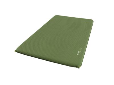 Outwell Dreamcatcher Dubbel 7,5 cm - Självuppblåsbar madrass - Grön