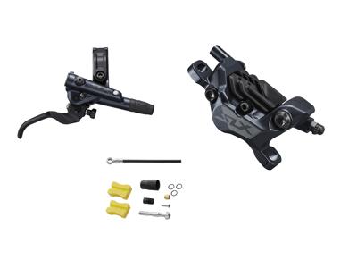 Shimano SLX M7120 - Hydraulisk bremsesæt - Bag/højre