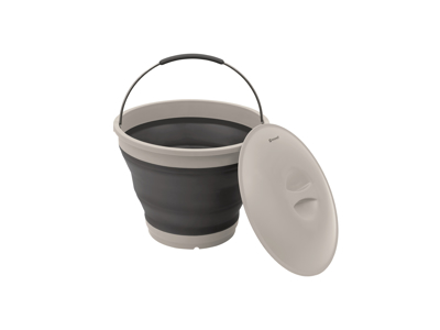 Outwell Collaps Bucket - Foldbar Spand - Sort