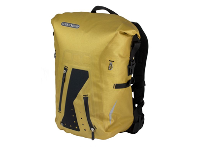 Ortlieb Pro Two - Vandtæt rygsæk - Sennep - 25 liter