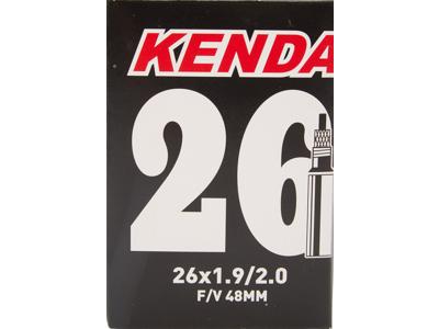 Kenda Slang - 26 x 1,9/2,0 - Racerventil 48 mm lång