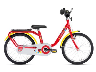 """Puky Z 8 - Børnecykel 18"""" i stål"""