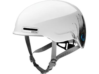 Smith Maze Bike - Cykelhjelm - Hvid - Str 51-55