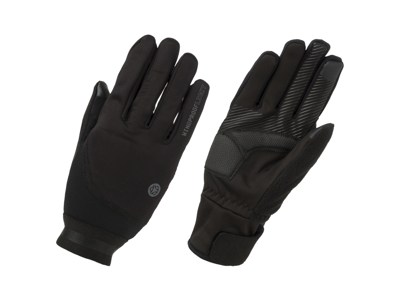 AGU Essential Light Windproof - Cykelhandsker - Sort - Str. 3XL