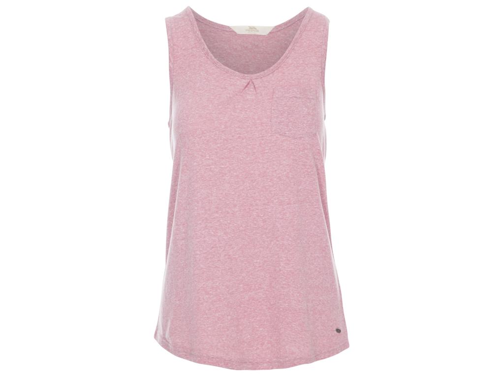 Image of   Trespass Fidget - Dame bluse uden ærmer - Lilla - Str. XS
