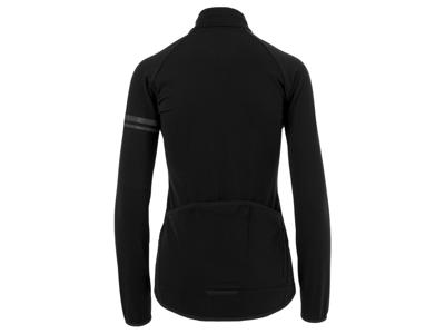 AGU Essential Thermo Jersey - Dame cykeltrøje L/Æ - Sort