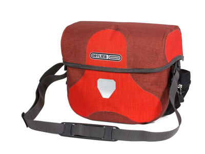 Ortlieb Ultimate Six Plus - Styrtaske - 7 liter - Rød