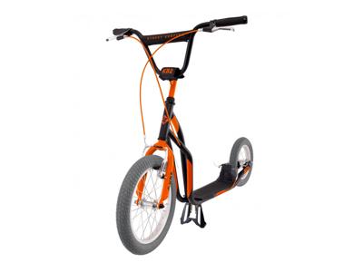 Streetsurfing K-Bike - KB2 Python - Sort/Orange