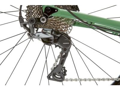Kona Rove NRB DL - Gravel Bike - 22 Gear - Grøn