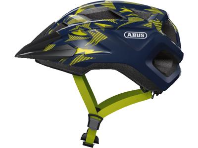 Abus MountZ - Cykelhjelm - Blå
