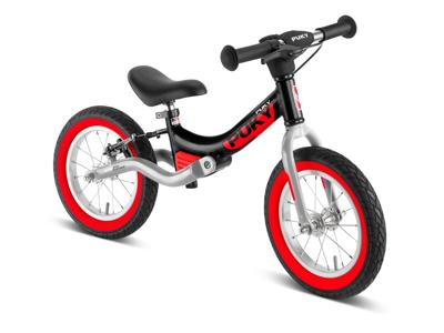 Puky LR Ride løbecykel - Sort