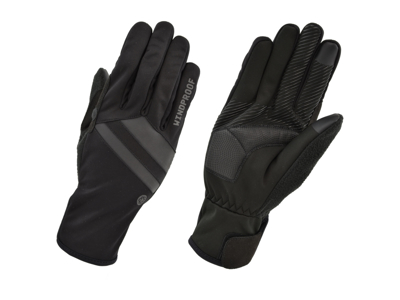 AGU Essential Windproof - Cykelhandsker - Sort - Str. S
