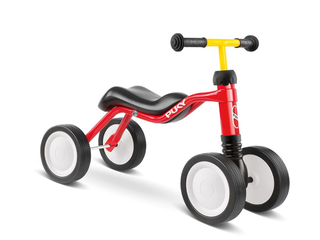 Puky - Wutsch - Løbecykel - fra 1,5 år / 80 cm - Rød