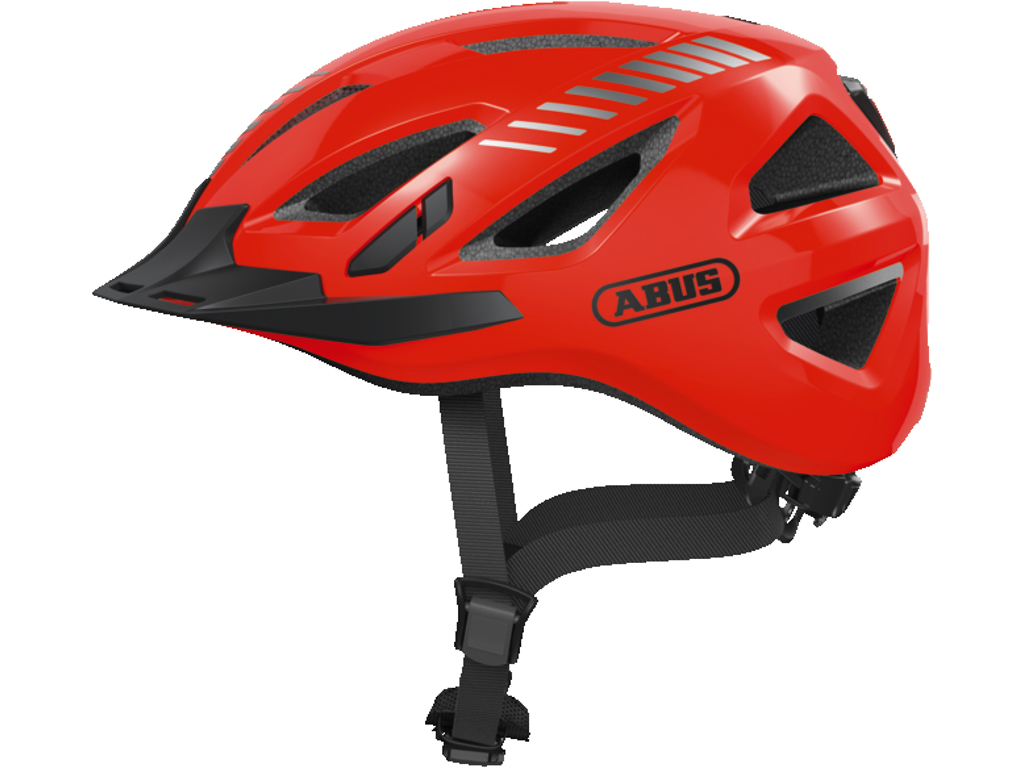 Image of   Abus Urban-I Signal 3.0 - Cykelhjelm - Signal orange - Str. XL