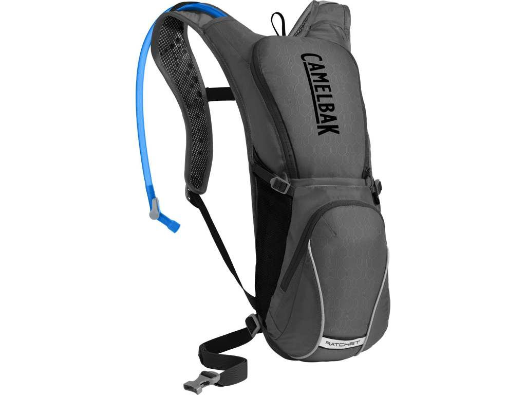 Image of   Camelbak RATCHET - Rygsæk 6L med 3 L vandreservior - Sort/Graphite