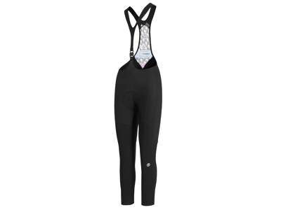 Assos UMA GT Winter Bib tights - Cykelbuks med pude - Sort