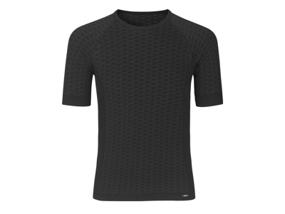 GripGrab Expert Seamless Lightweight Base Layer - Svedundertrøje K/Æ - Sort