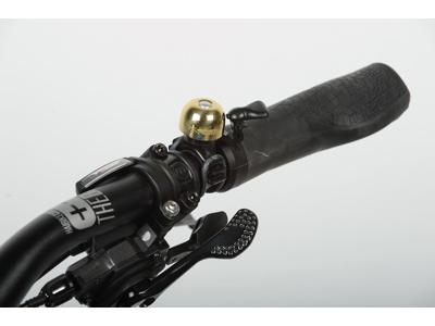 XLC DD-M10 - Ringeklokke - Messing - Ø 23 mm.