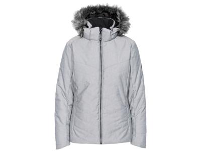 Trespass Wisdom Skijakke - Dame - Lys grå