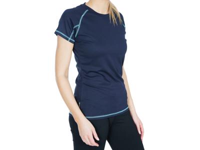 Trespass Viktoria - Dame T-Shirt - Blå