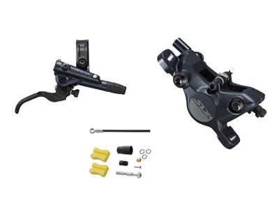 Shimano SLX M7100 - Hydraulisk bremsesæt - Bag/højre