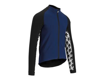 Assos Mille GT Jacket Winter - Cykeljakke - Herre - Blå