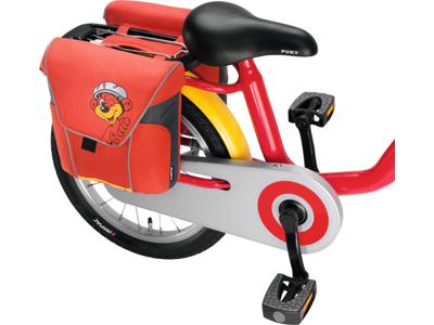 Puky - DT 3 - Taske til bagagebærer - Rød