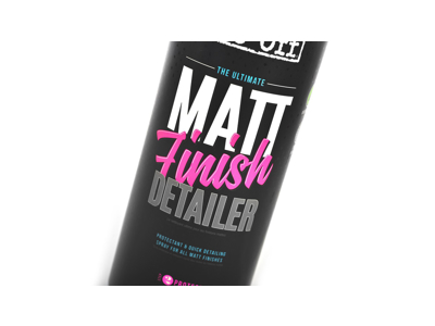 Muc-Off Matt Finish Detailer - Skyddande spray - 250 ml