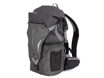 Ortlieb Mountain X - Vandtæt rygsæk - Grå - 31 liter