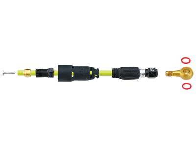 Jagwire - Pro Quick-Fit Adapters - Til Jagwire Hydraulisk & Shimano XTR/XT m.fl.