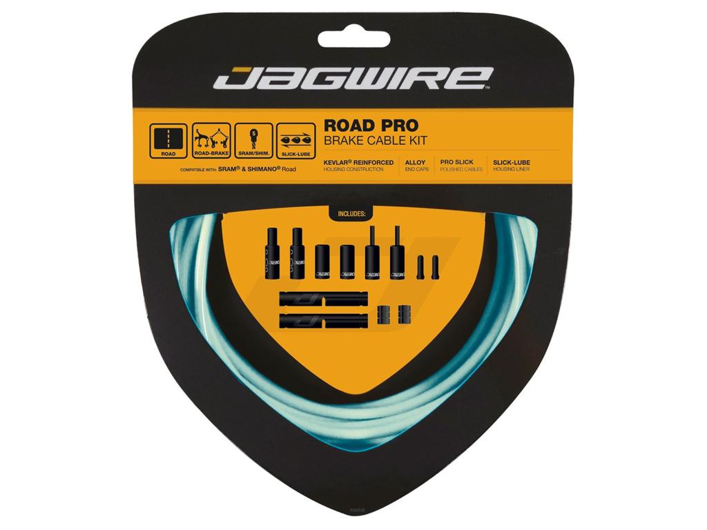 Image of   Jagwire - Road Pro - bremsekabel sæt til Road - Bianchi