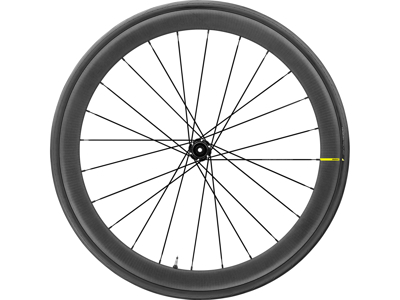 Mavic Cosmic Pro Carbon UST Disc - Tubeless Forhjul